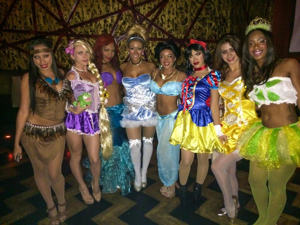 Big Brother HouseGuests Halloween Madness! [PHOTOS] | Big Brother ...