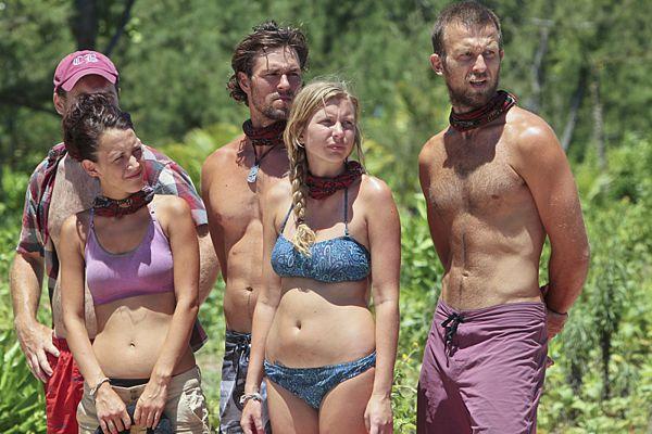 Katie and vytas survivor dating