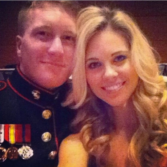 How is it dating a marine