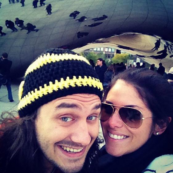 Amanda Zuckermand and McCrae Olson 3