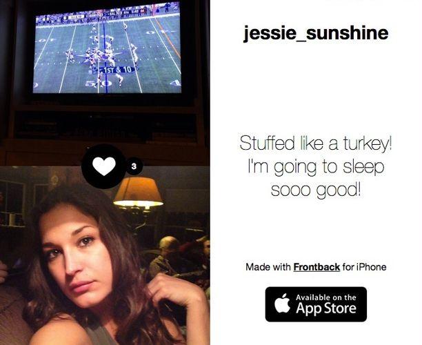 Big Brother 15 Jessie Kowalski and football