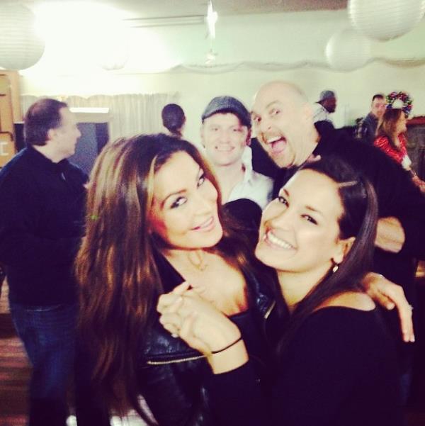 Big Brother Elissa Slater, Jessie Kowalski, Judd Daughtery and Adam Poch
