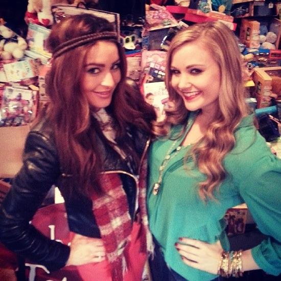 Big Brother Elissa Slater and Kara Monaco 2