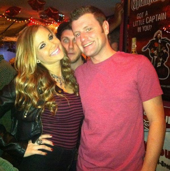 Big Brother Judd Daughtery and Kara Monaco