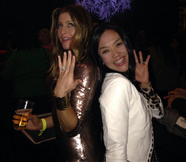 elissa reilly and helen kim party big brother access