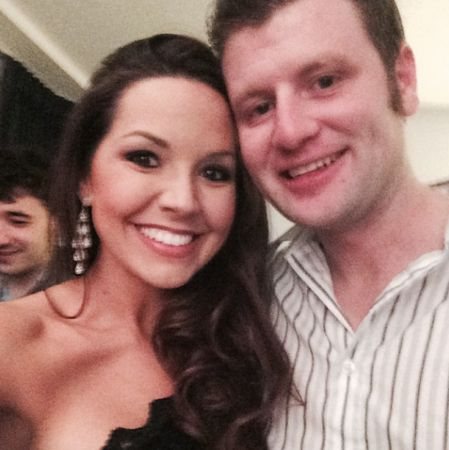 Big Brother Danielle Murphree and Judd Daughtery on New Year's Eve