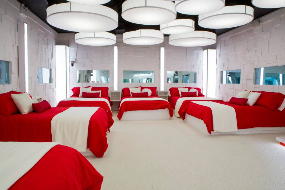 Rooms In The Big Brother House