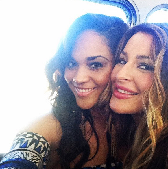 Candice and Elissa