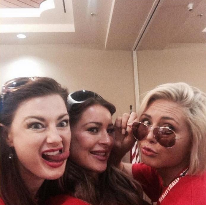 Rachel Reilly, Elissa Slater, and Kat Edorsson