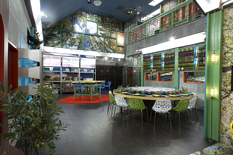 Big Brother 16 Common Room