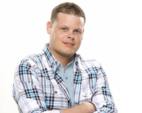 Big Brother 16 Derrick Levasseur