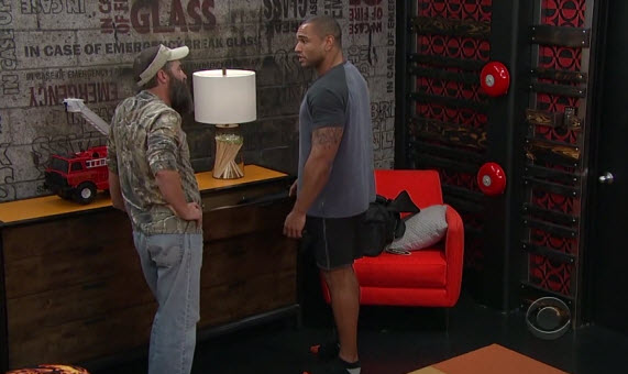 Big Brother 16 Devin and Donny