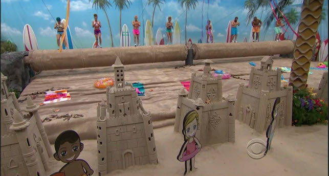 Big Brother 16 First HoH 2