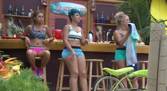 Big Brother 16 First HoH5