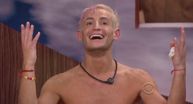 Big Brother 16 Frankie Grande HoH