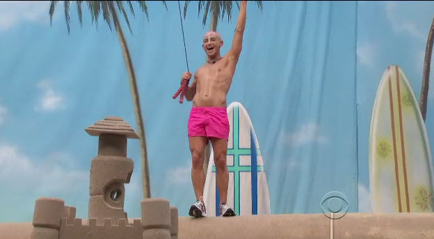 Big Brother 16 Frankie Grande wins HoH