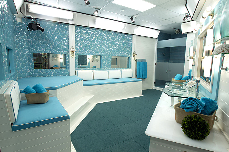 Big Brother 16 House Bathroom 5
