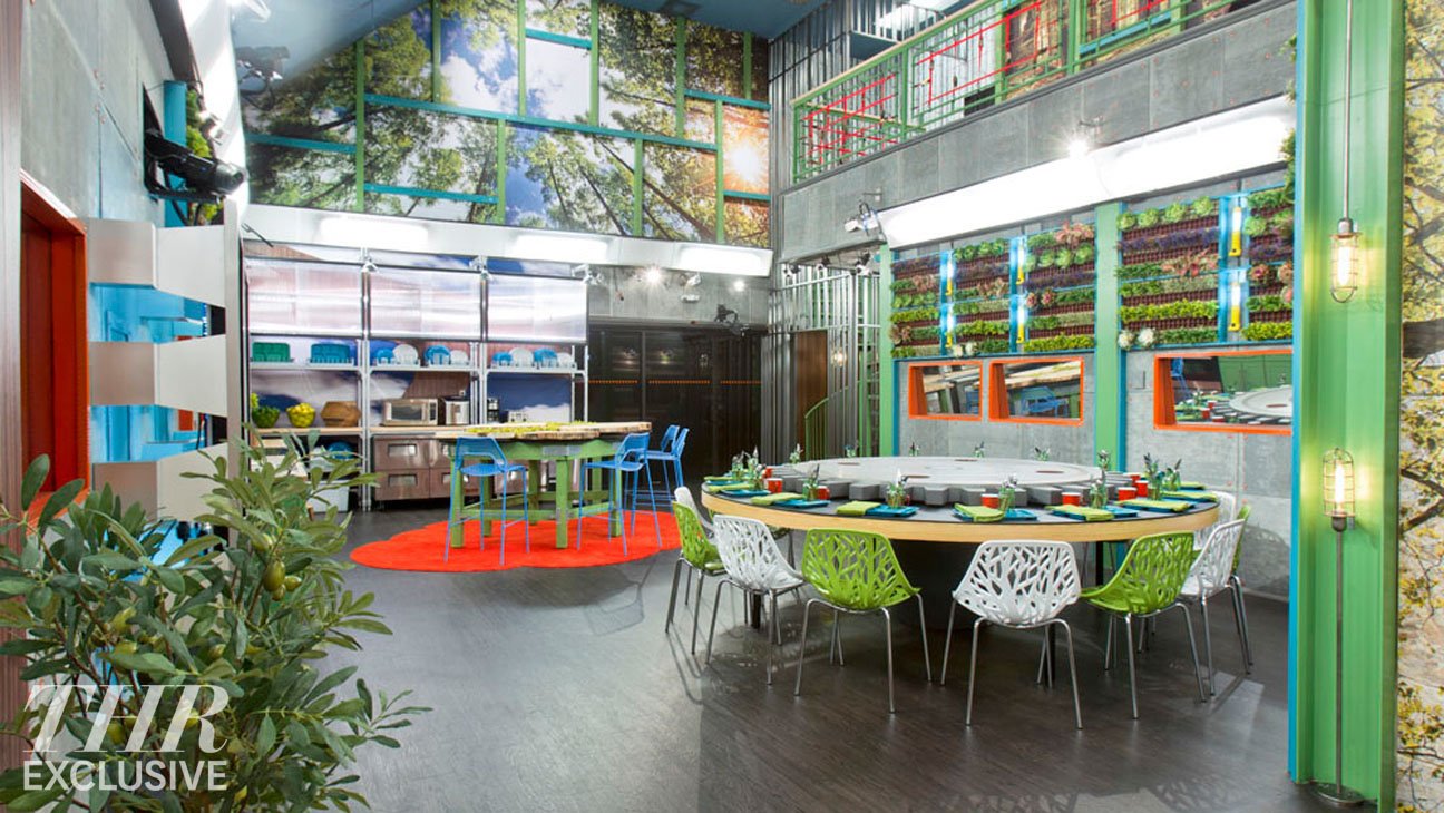 Big Brother 16 House Photos Common Area