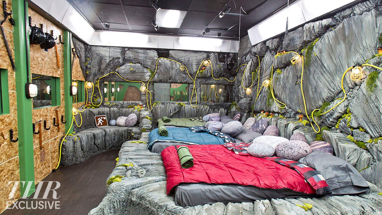 Big Brother 16 House Earth Bedroom