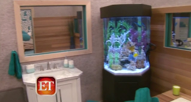 Big Brother 16 House HoH Bathroom