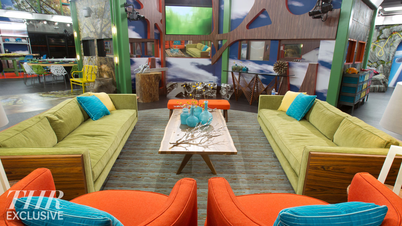 Big Brother 16 House Living Room