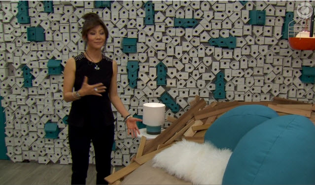Big Brother 16 House Tour Head of Household Room 3