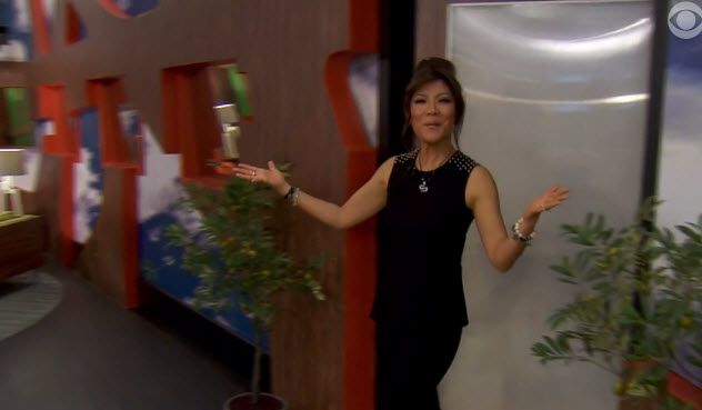Big Brother 16 House Tour Julie Chen