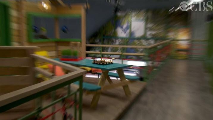 Big Brother 16 House Tour Loft 1