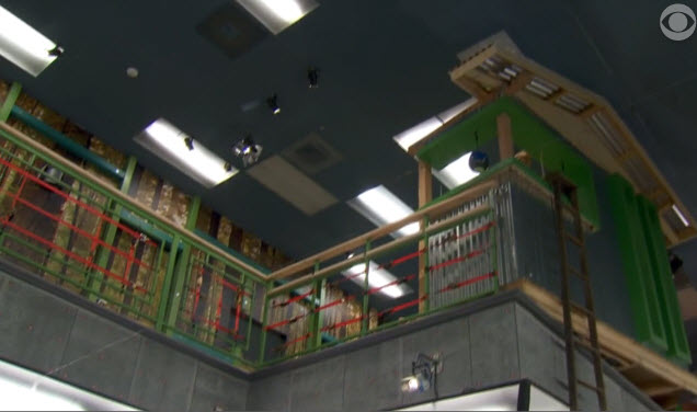 Big Brother 16 House Tour Loft 3