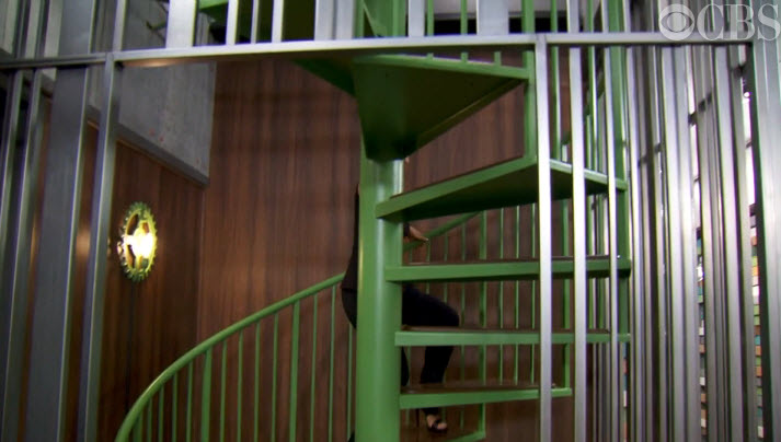 Big Brother 16 House Tour Staircase