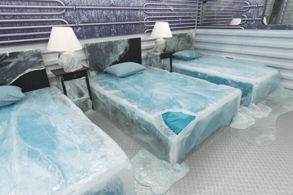 Big Brother 16 Ice Room