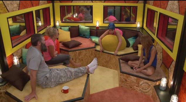 Big Brother 16 Lounge