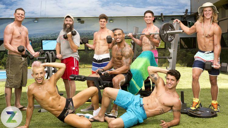 Big Brother 16 Men