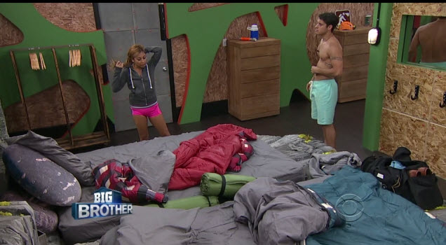 Big Brother 16 Paola and Cody