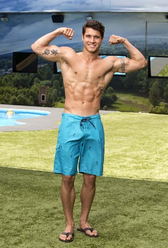 Big Brother 16 Swimsuits Cody Calariore