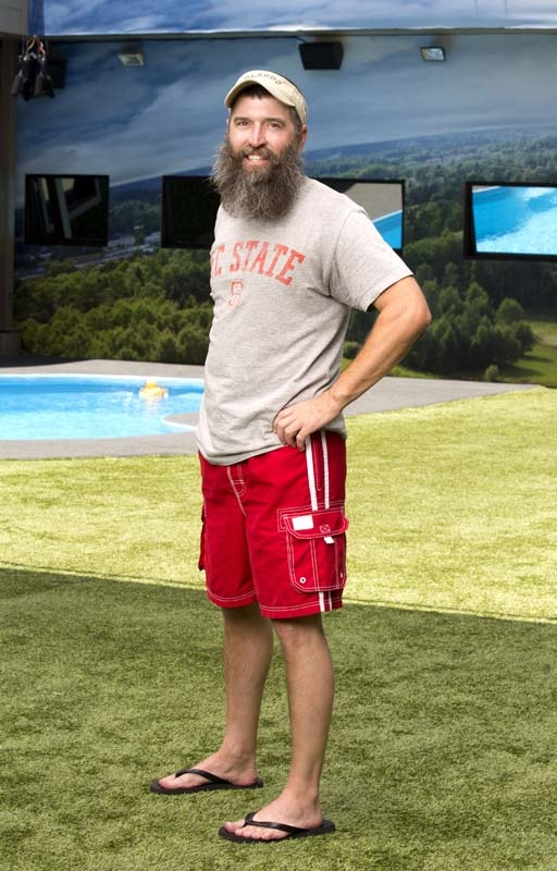 Big Brother 16 Swimsuits Donny Thompson
