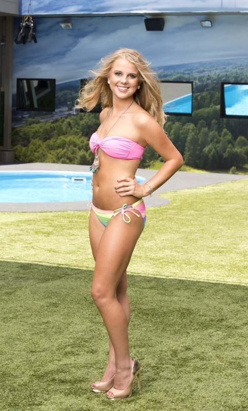 Big Brother 16 Swimsuits Nicole Franzel
