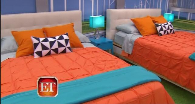 Big Brother 16 Wind Bedroom