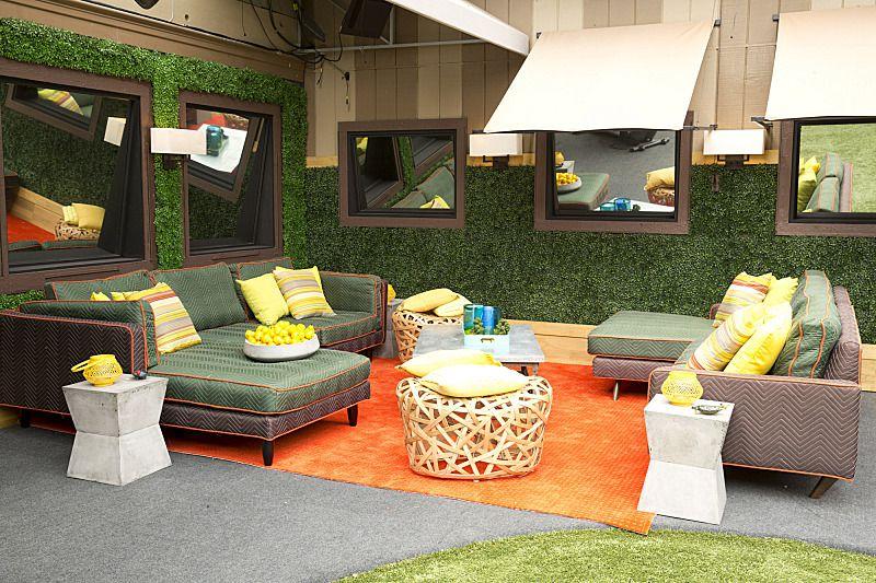 Big Brother 16 house backyard 2