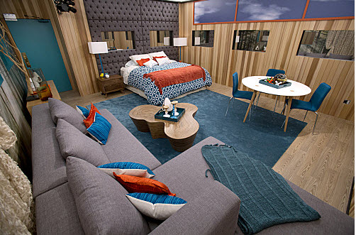 Big Brother 16 second HoH Room 5