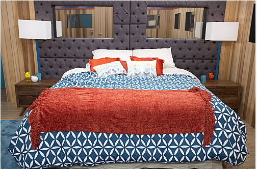 Big Brother 16 second HoH Room 6