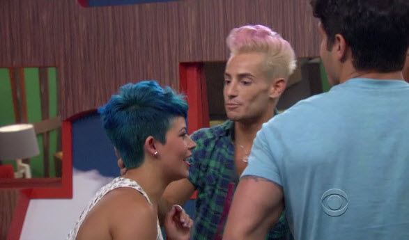 Big Brother 2014 Frankie and Joey
