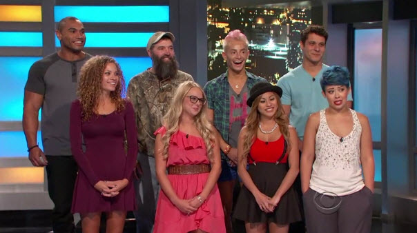 Big Brother 2014 cast