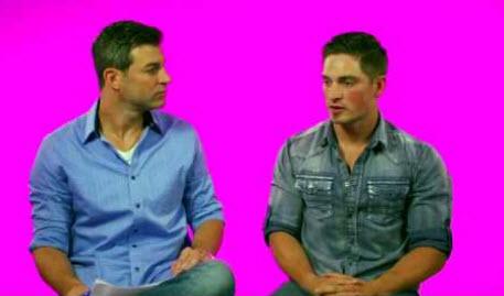 Big Brother Caleb Reynolds and Jeff Schroeder