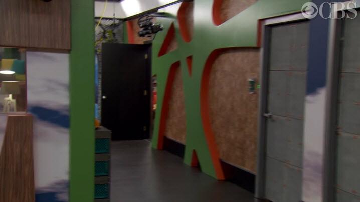 Big Brother House Tour Hall