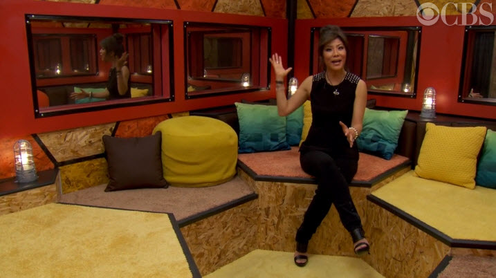 Big Brother House Tour Hive Room