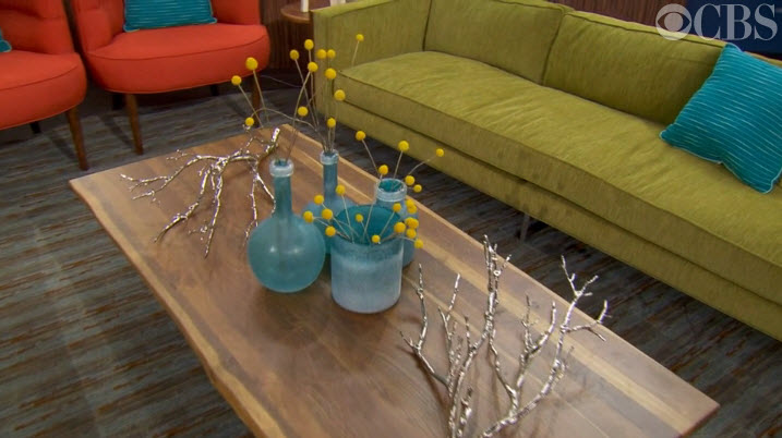 Big Brother House Tour Living Room 2