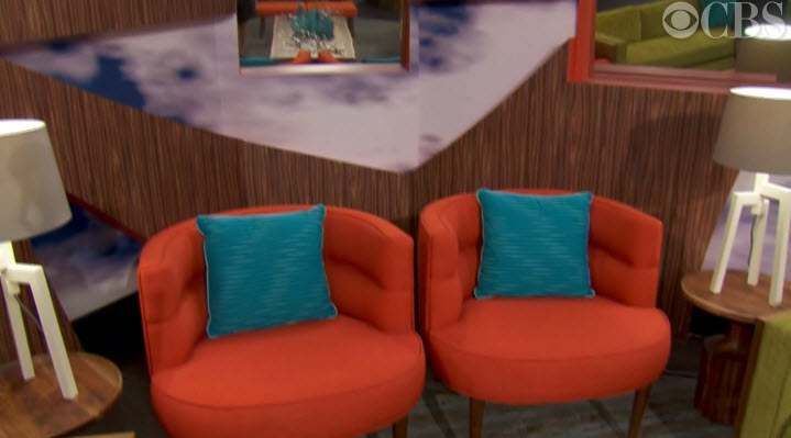 Big Brother House Tour Living Room 4