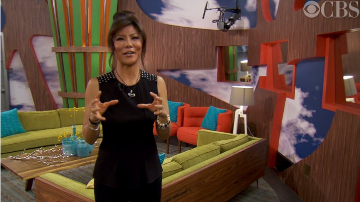 Big Brother House Tour Living Room 5