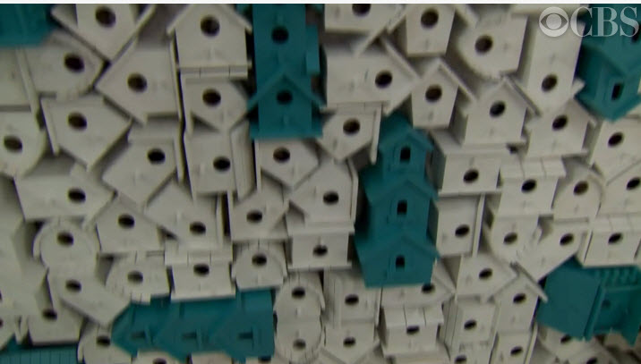 Big Brother House Tour Wall